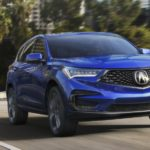 2021 Acura RDX Wallpapers
