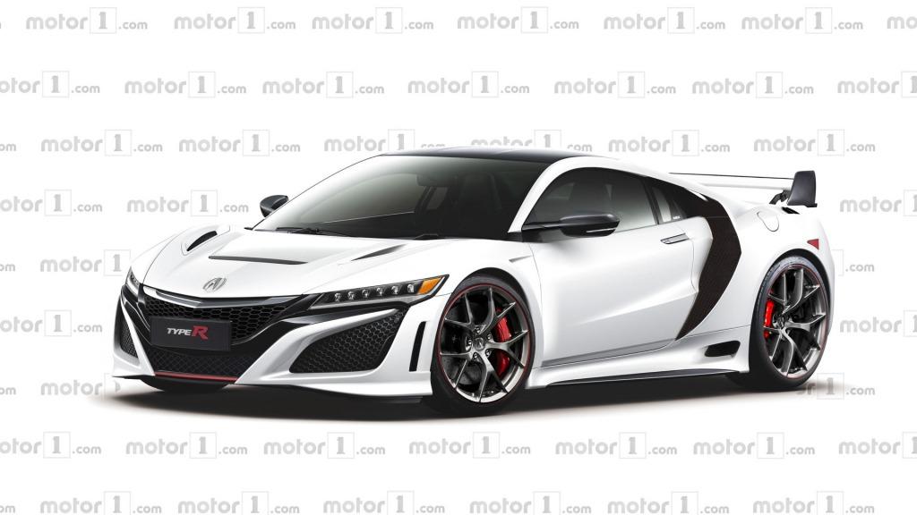 2021 Acura NSXs Concept