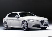 2021 Alfa Romeo Giulia Exterior