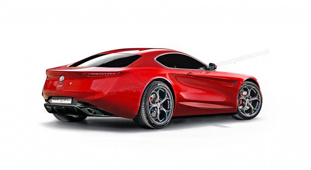 2021 Alfa Romeo Giulia Wallpaper