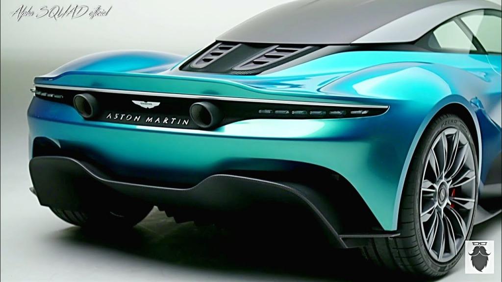2021 Aston Martin Vanquish Concept