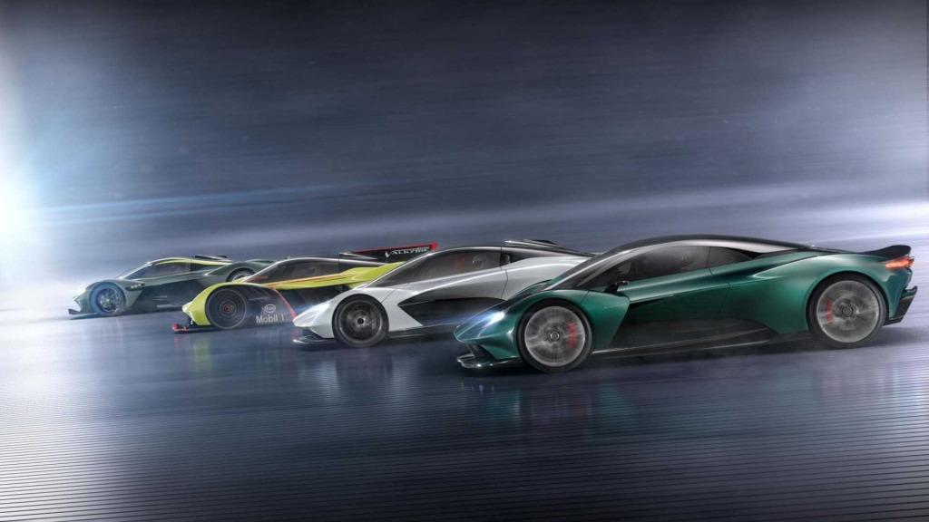 2021 Aston Martin Vanquish Pictures