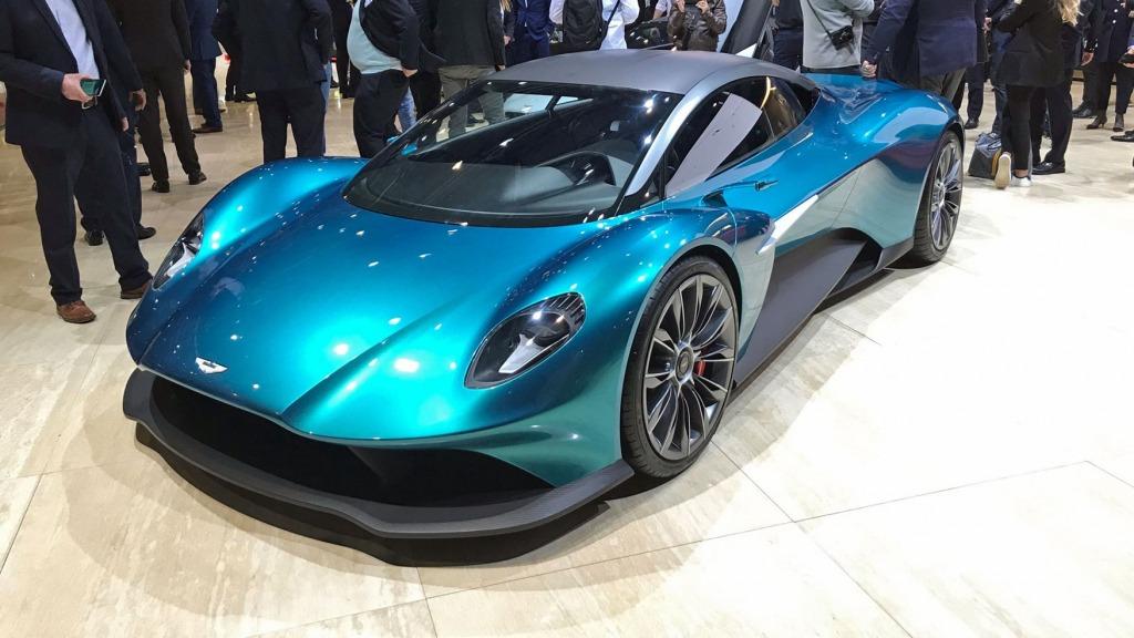 2021 Aston Martin Vanquish Price