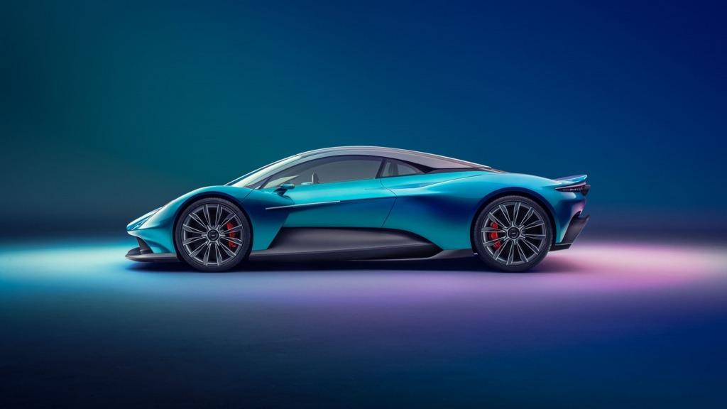 2021 Aston Martin Vanquish Redesign