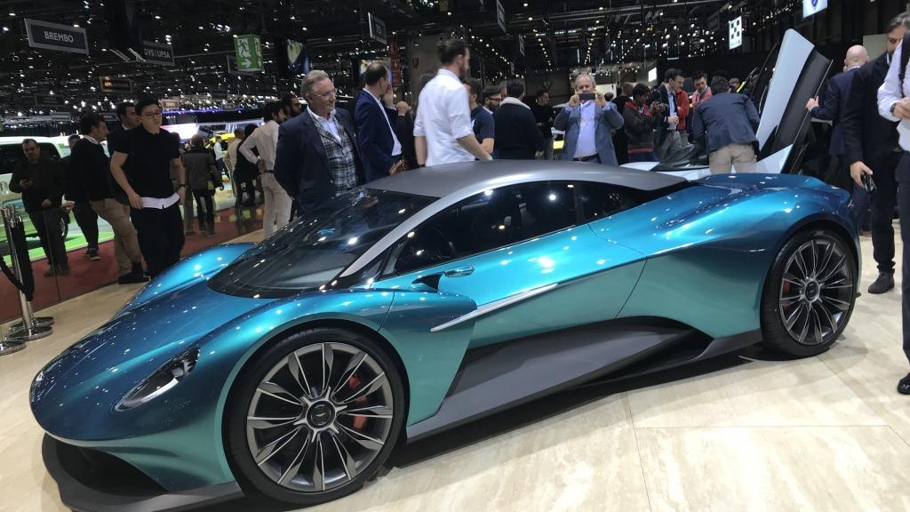 2021 Aston Martin Vanquish Specs