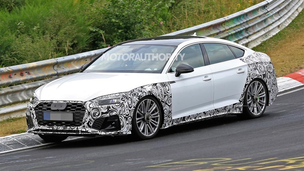 2021 Audi A5 Drivetrain