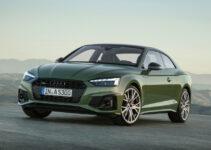 2021 Audi A5 Release date