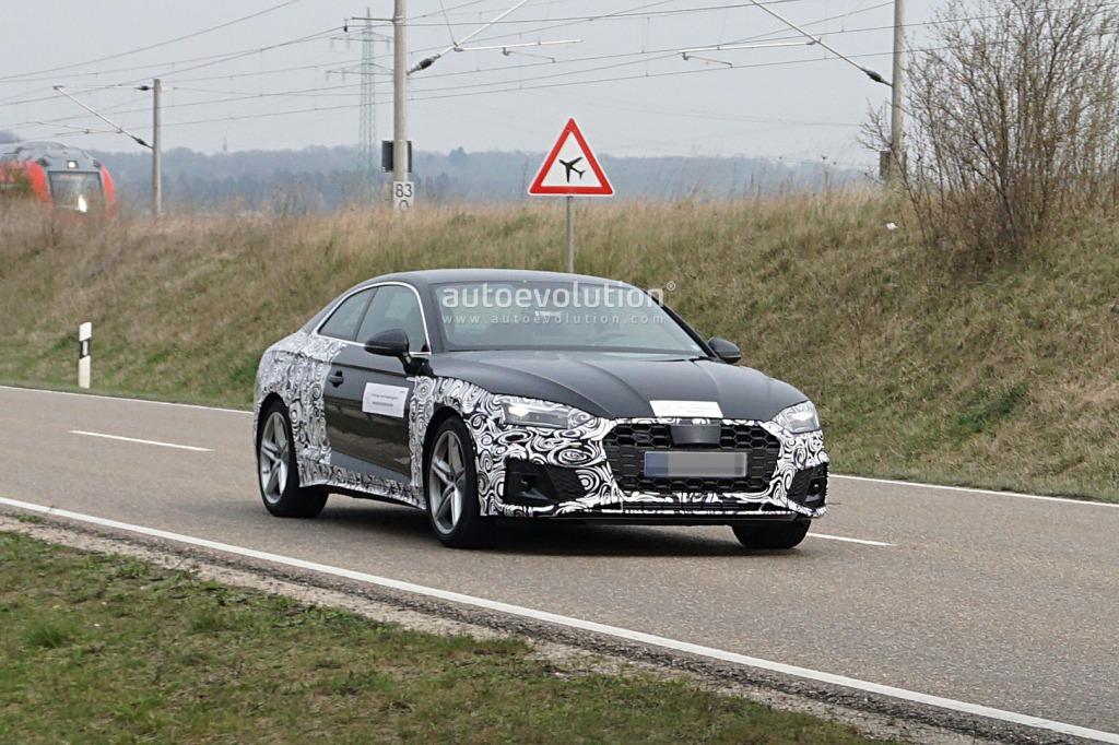 2021 Audi A5 Wallpaper