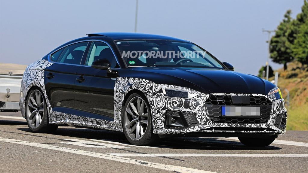 2021 Audi A5s Concept