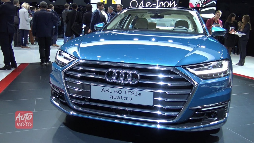 2021 Audi A8 Pictures