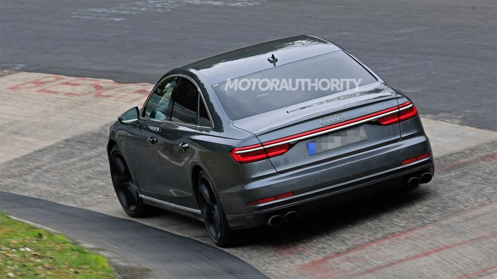 2021 Audi A8 Powertrain