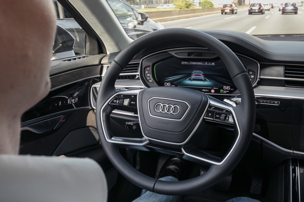 2021 Audi A8 Redesign