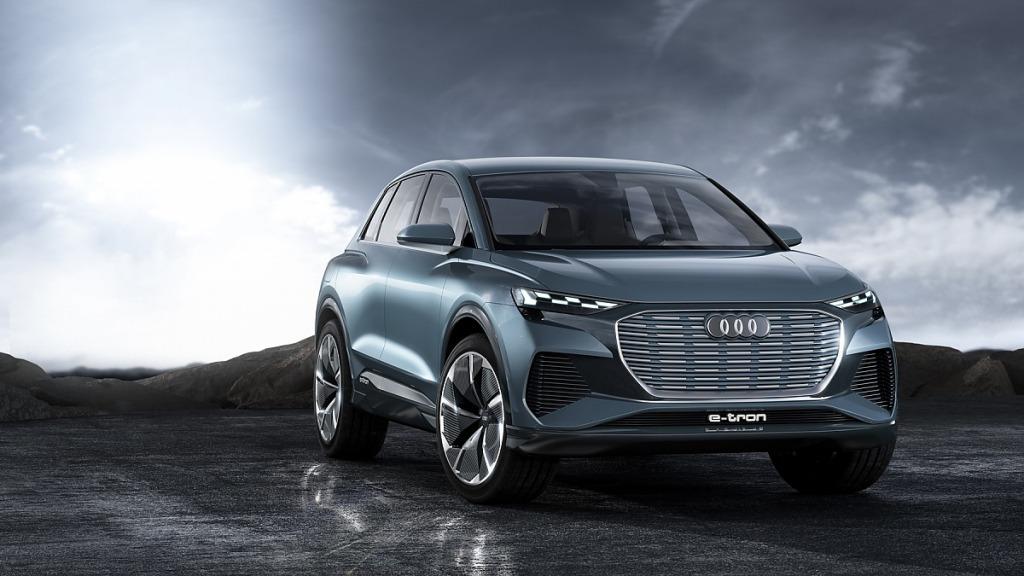 2021 Audi Q4s Drivetrain