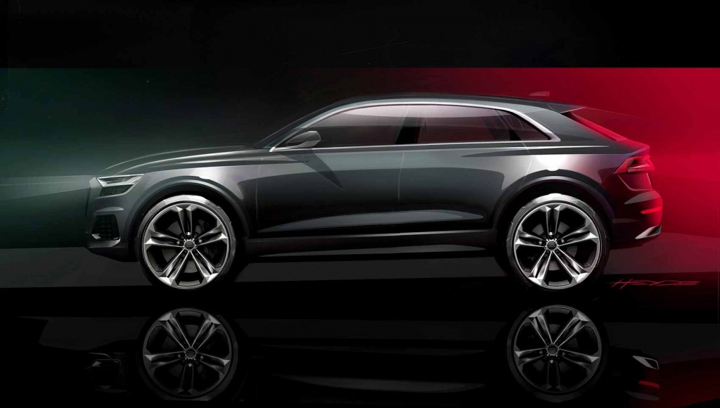 2021 Audi Q6 Drivetrain