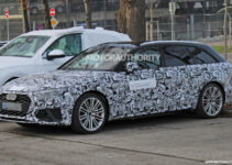 2021 Audi Q6 Spy Photos