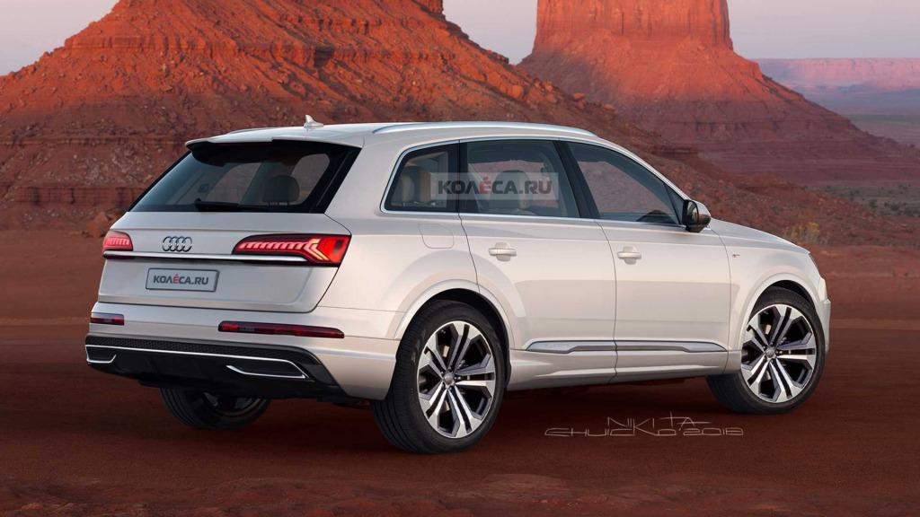 2021 Audi Q7 Redesign