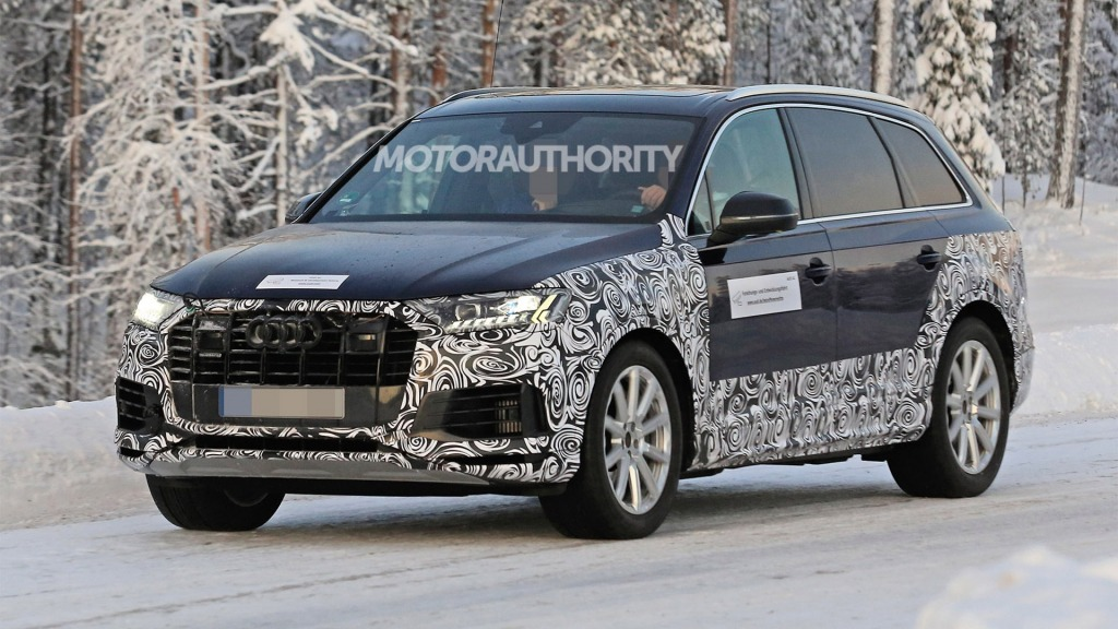 2021 Audi Q7 Wallpaper