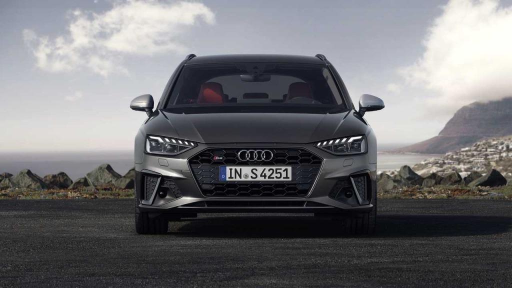 2021 Audi S4 Powertrain