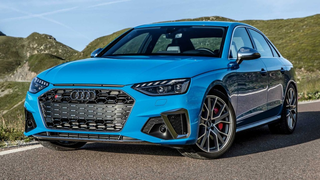 2021 Audi S4 Price