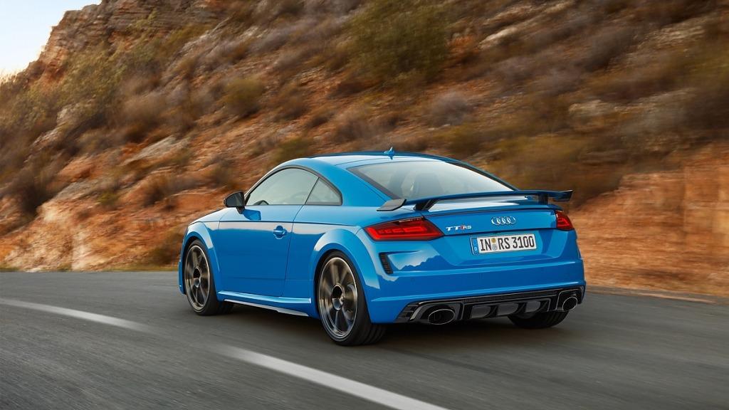 2021 Audi TTS Pictures