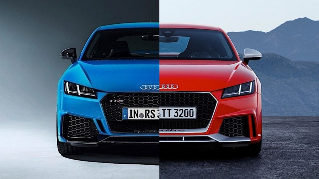 2021 Audi TTS Price