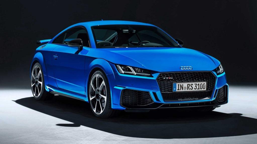 2021 Audi TTS Redesign