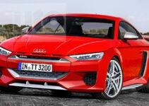 2021 Audi TTS Release date