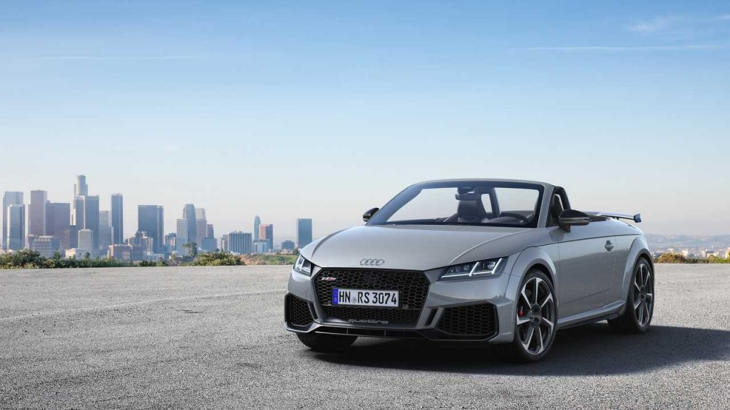2021 Audi TTS Wallpapers