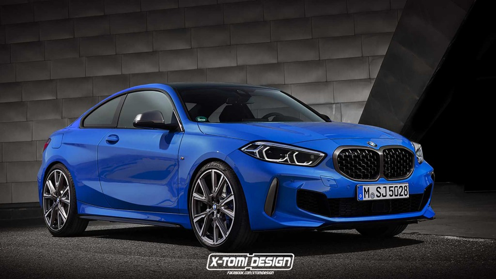 2021 BMW 2 Series Engine