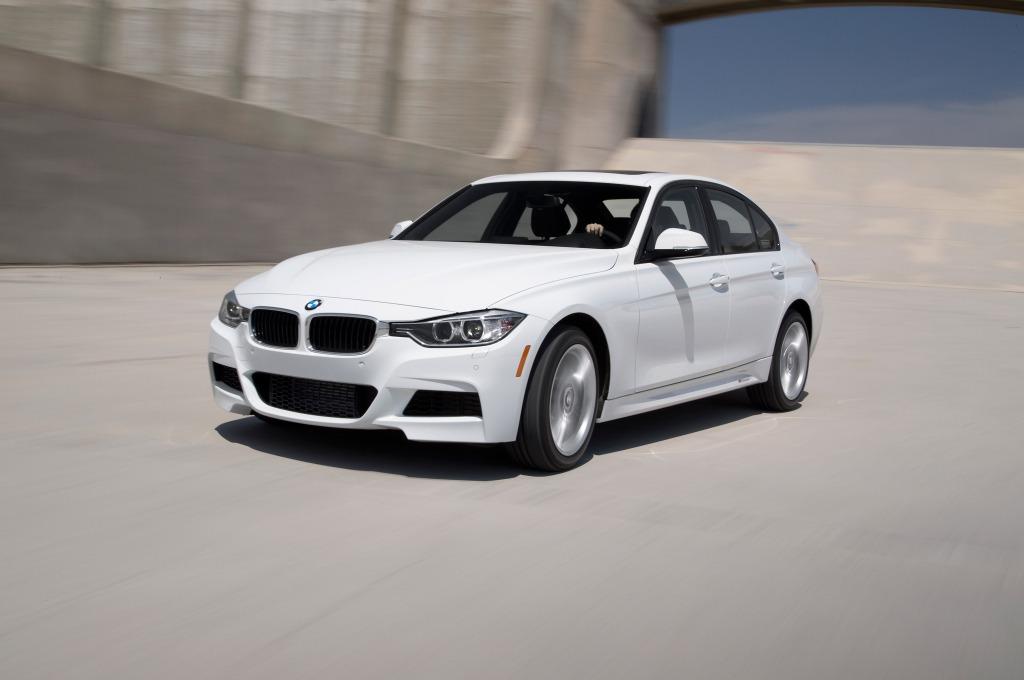 2021 BMW 335i Exterior