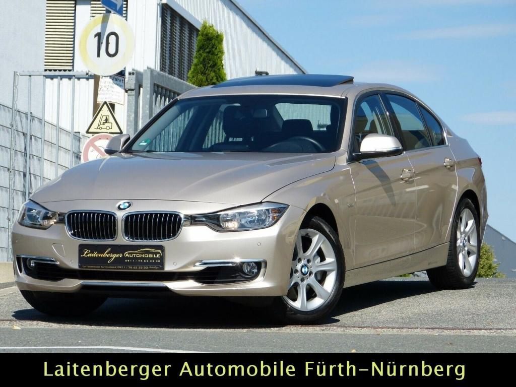 2021 BMW 335i Powertrain