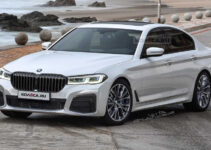 2021 BMW 5 Series Redesign