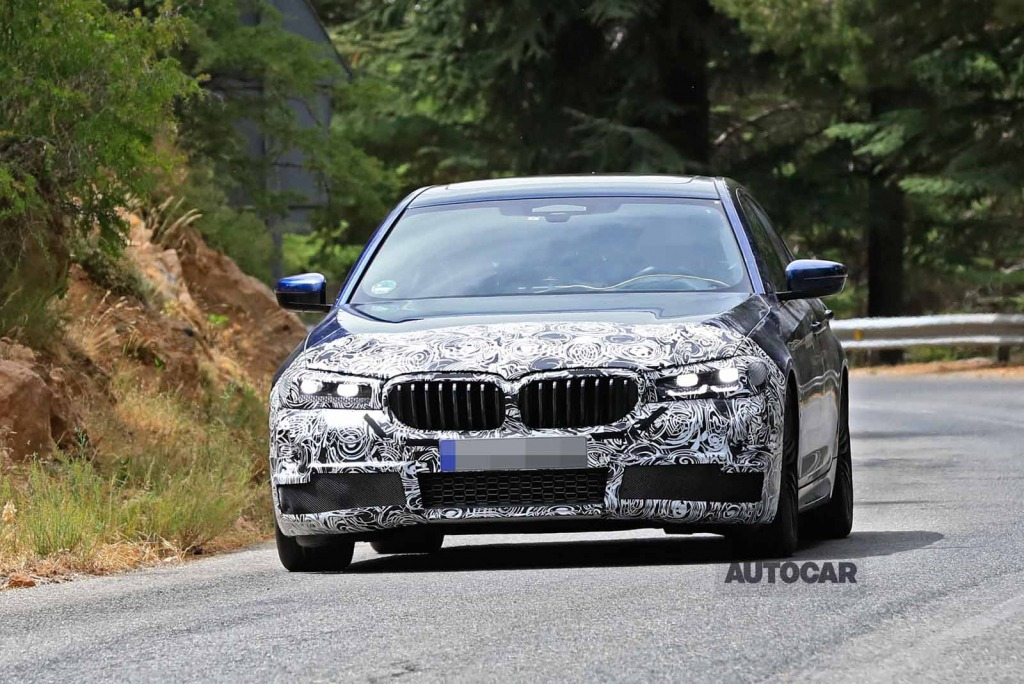 2021 BMW 5 Series Specs