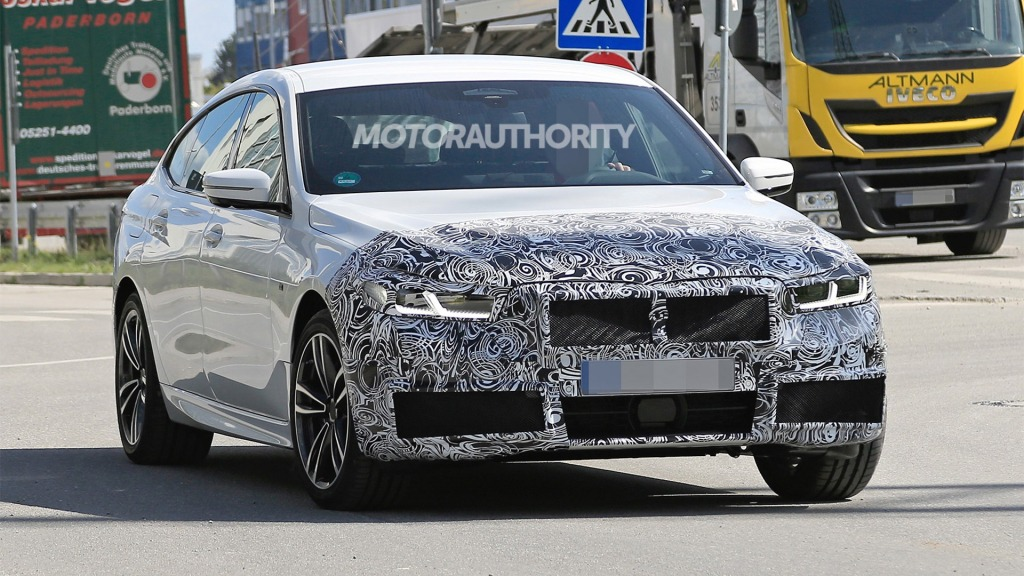 2021 BMW 6 Series Drivetrain