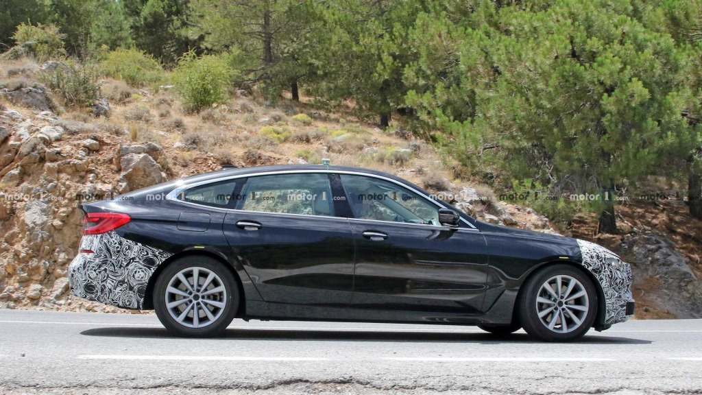 2021 BMW 6 Series Images