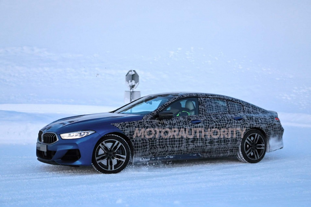2021 BMW 6 Series Powertrain