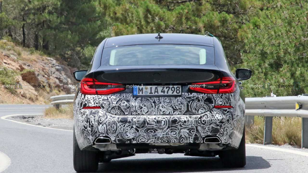 2021 BMW 6 Series Redesign