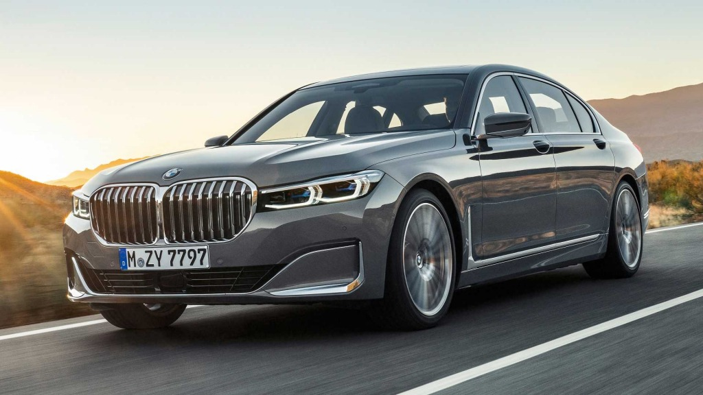 2021 BMW 7 Series Images