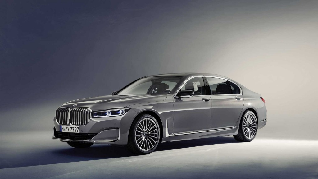 2021 BMW 7 Series Pictures