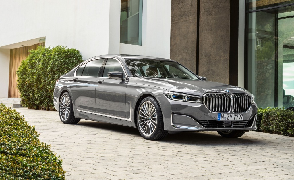 2021 BMW 7 Series Powertrain