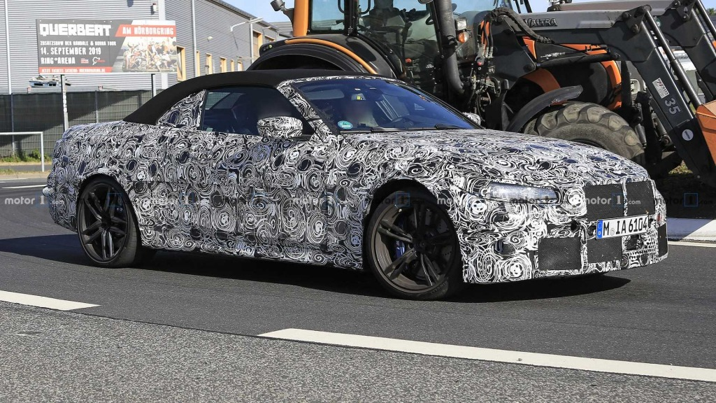 2021 BMW M4 Images
