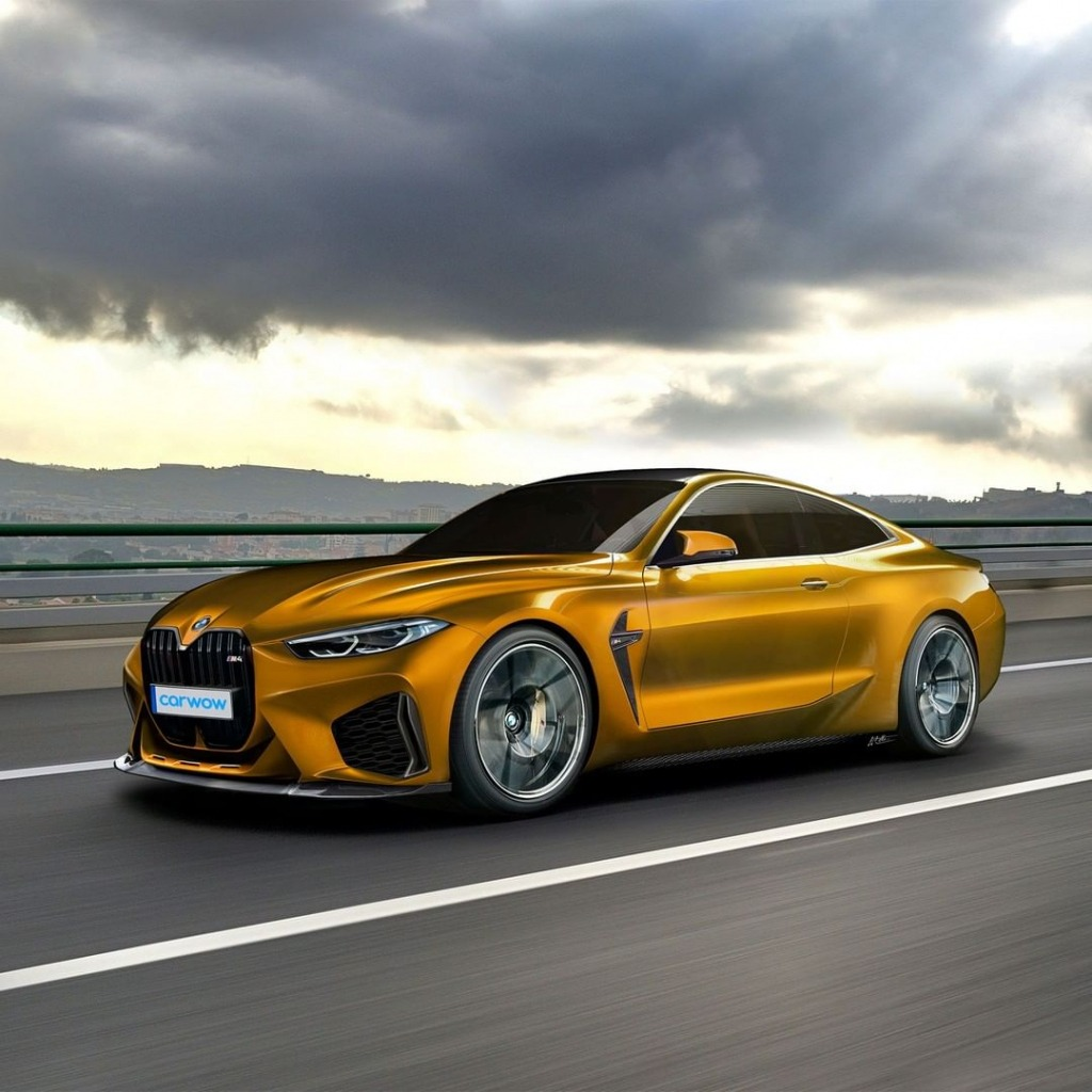 2021 BMW M4 Pictures