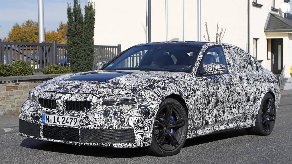 2021 BMW M4 Powertrain