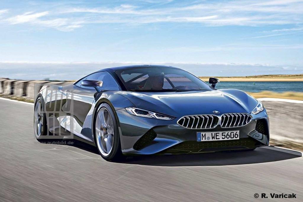 2021 BMW M9 Engine