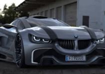 2021 BMW M9 Interior