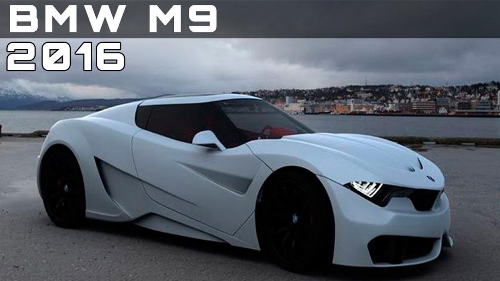 2021 BMW M9 Spy Photos