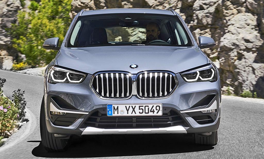 2021 BMW X1 Drivetrain
