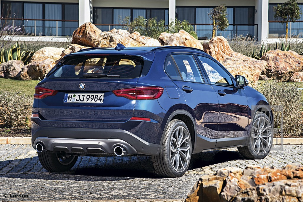 2021 BMW X1 Engine