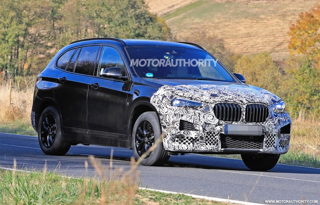 2021 BMW X1 Release Date