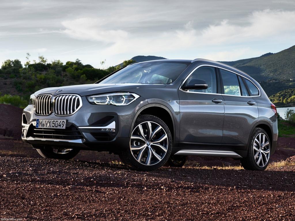 2021 BMW X1 Spy Photos